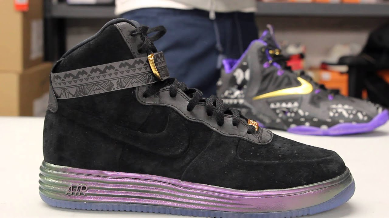 buty nike air force 1 hi bhm qs