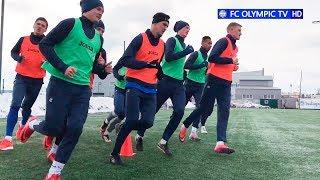 Тренировка Олимпика (28.03.2018)