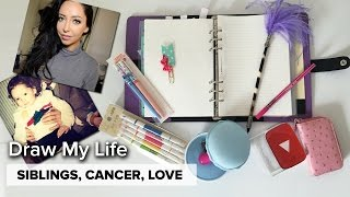 MY LIFE SO FAR (Illustrated) | Family, Childhood, Cancer, Love♡