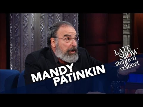 Mandy Patinkin Won't Turn His Back On Refugees streaming vf