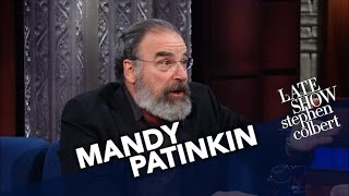 Mandy Patinkin Won't Turn His Back On Refugees