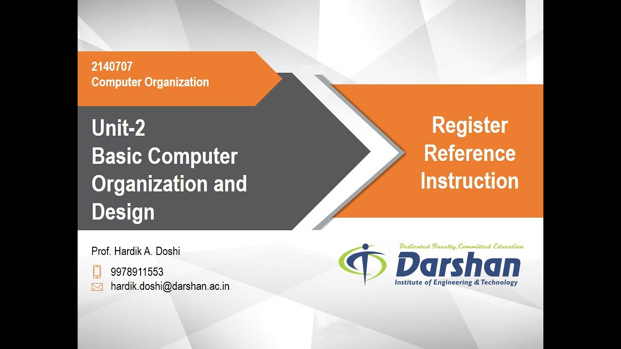 2.06 Register Reference Instructions