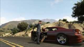 GTA 5 Leaked PC Gameplay 2