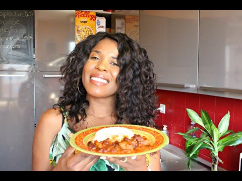 recette-congolaise-haricots-rouge-/-madesu