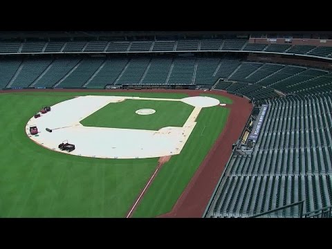A visitor's perspective of the Minute Maid Park tour