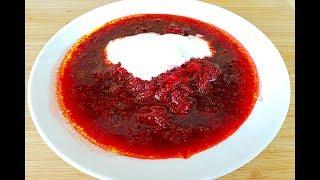 ГОРЯЧИЙ СВЕКОЛЬНИК ! Лучший Суп для зимы / как похудеть мария мироневич
