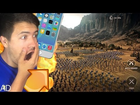 CAN YOU BELIEVE THIS IS AN IPHONE GAME....?!?! *INSANE GRAPHICS*
