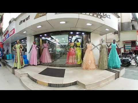 Saundarya collection chembur(360°video)