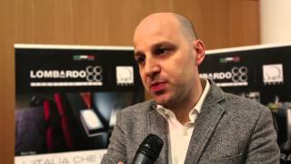 Workshop di Infoprogetto - Intervista Italo Belussi - Lombardo spa
