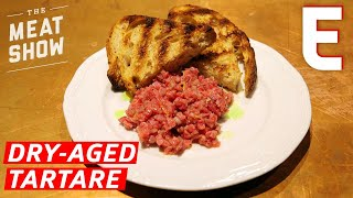 Raw Dry-Aged Beef Tartare is the Best Start to a Beef Feast at Hawksmoor — The Meat Show