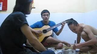 nhậu nhẹt hát túy ca - guitar