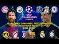 Klasemen Dan Hasil Pertandingan Liga Champions Match Day 2 2019-2020