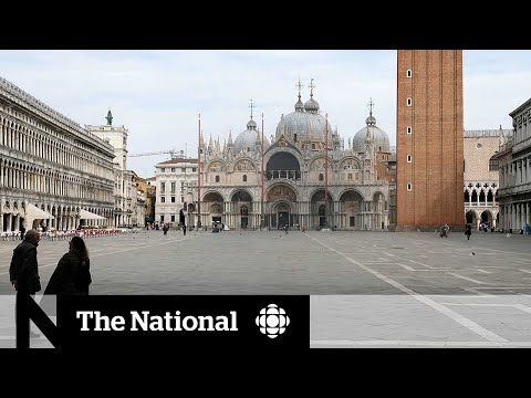 Italy imposes nationwide lockdown