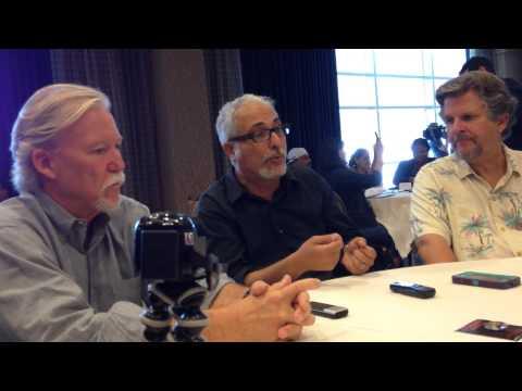 GRIMM EPs David Greenberg and Jim Kouf, plus director Norberto Barba, talk S4