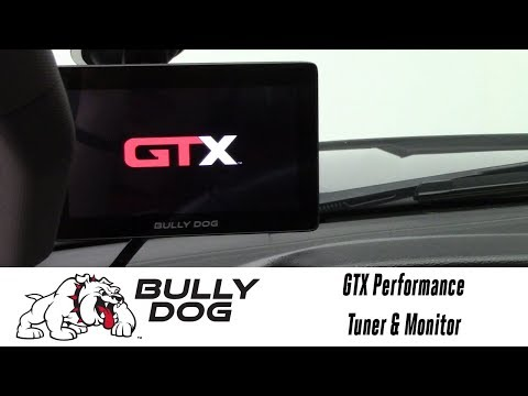 in-the-garage™-with-total-truck-centers™:-bully-dog-gtx-performance-tuner-&-monitor