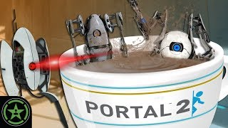 OVERTHINKING WITH PORTALS - Portal 2 - Tea Party