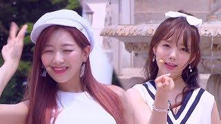 [교차편집   Stage Mix] 러블리즈 (Lovelyz) - 여름 한 조각 (Wag-zak)