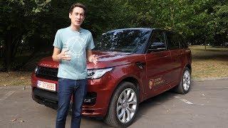 Range Rover Sport Autobiography - Cavaleria.ro