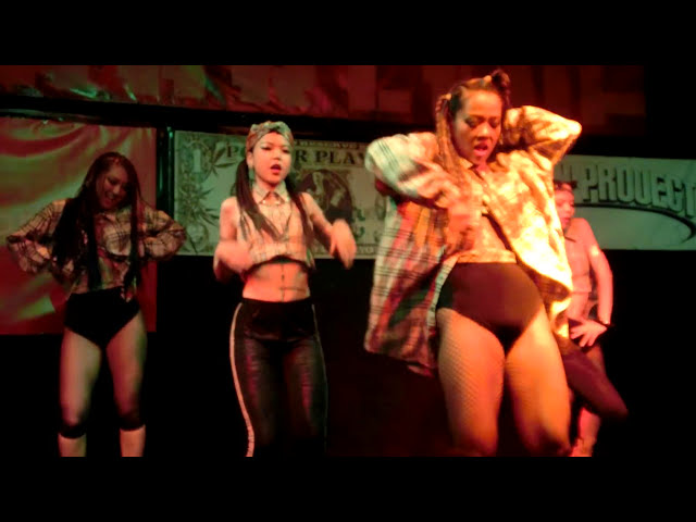 Japanese Reggae Booty Dance