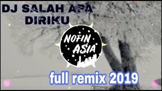 NOFIN ASIA || DJ ENTAH APA YANG MERASUKIMU REMIX PALING MANTUL 2019