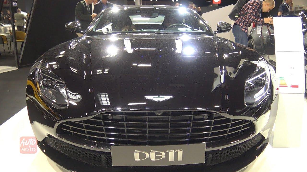 2019 Aston Martin Db11 V12 Amr Exterior And Interior Walkaround