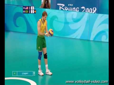 Olympics 24 08 2008 Men Final USA Brazil clip0 01