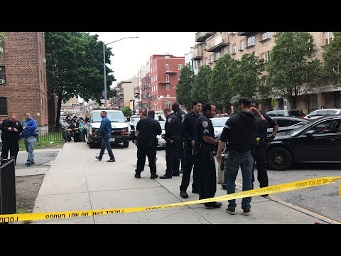 NYPD - Shooting On Flushing Avenue in Brooklyn - 5/29/17