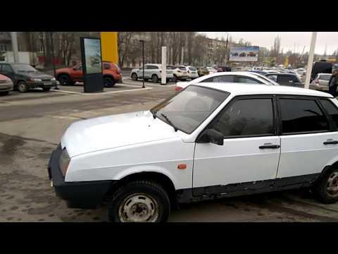 Купить ВАЗ 21099 2000 г. с пробегом бу в Саратове. Автосалон Элвис Trade In центр