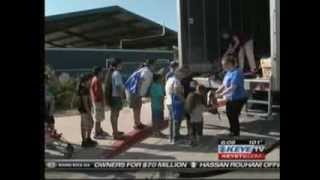 KEYE - 1st Annual Greater Austin Back to School Bash presented by Walmart