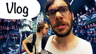 Ein dummer Handwerker-Vlog