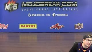 4/5 - Live Sports Card Breaks! Optic NBA Spots Available @ MOJOBREAK.COM