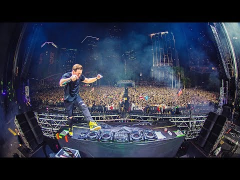 Hardwell  at Ultra  Festival Miami 2018