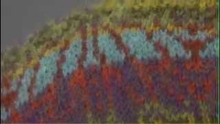 #6 V-Neck Pullover, Vogue Knitting Winter 2009/2010