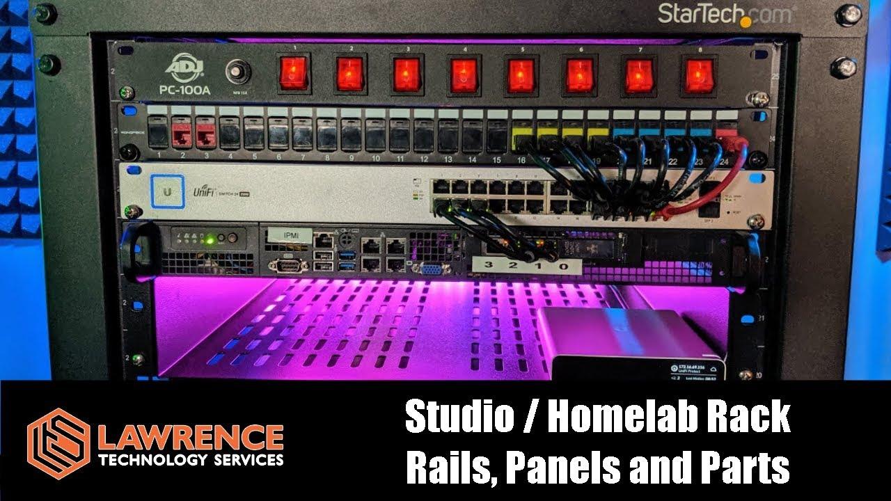 """3U Blank Panel 19/"""" Rackmount for Data Racks server racks wall racks AV racks"""