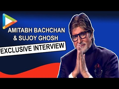 EXCLUSIVE: Amitabh Bachchan & Sujoy Ghosh On SRK, Badla, Taapsee, Public Opinion & Box Office