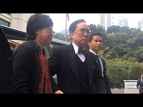 Former HK chief executive faces up to 7 years in prison