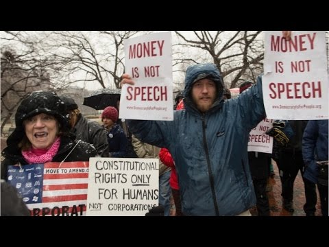 What is Citizens United?