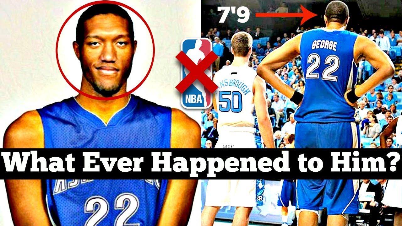 "NBA's Shawn Bradley Tacko Fall, Call Me ... Advice On The 7'6"" Life"