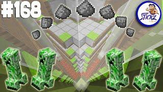 Minecraft - CREEPER GUN POWDER FARM - EP 168 (1.15.2) - Stickz Plays Minecraft S2