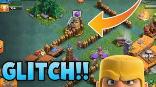 CoC New Update 'BUILDERS VILLAGE' Clash Of Clans Glitch / Bug 2017 - CoC Hack, Mod, Bug, Glitch?