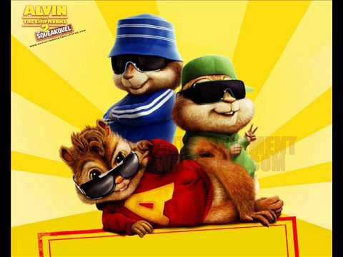 Alvin and The Chipmunks - My Songs Know What You Did In The Dark (Light Em Up)