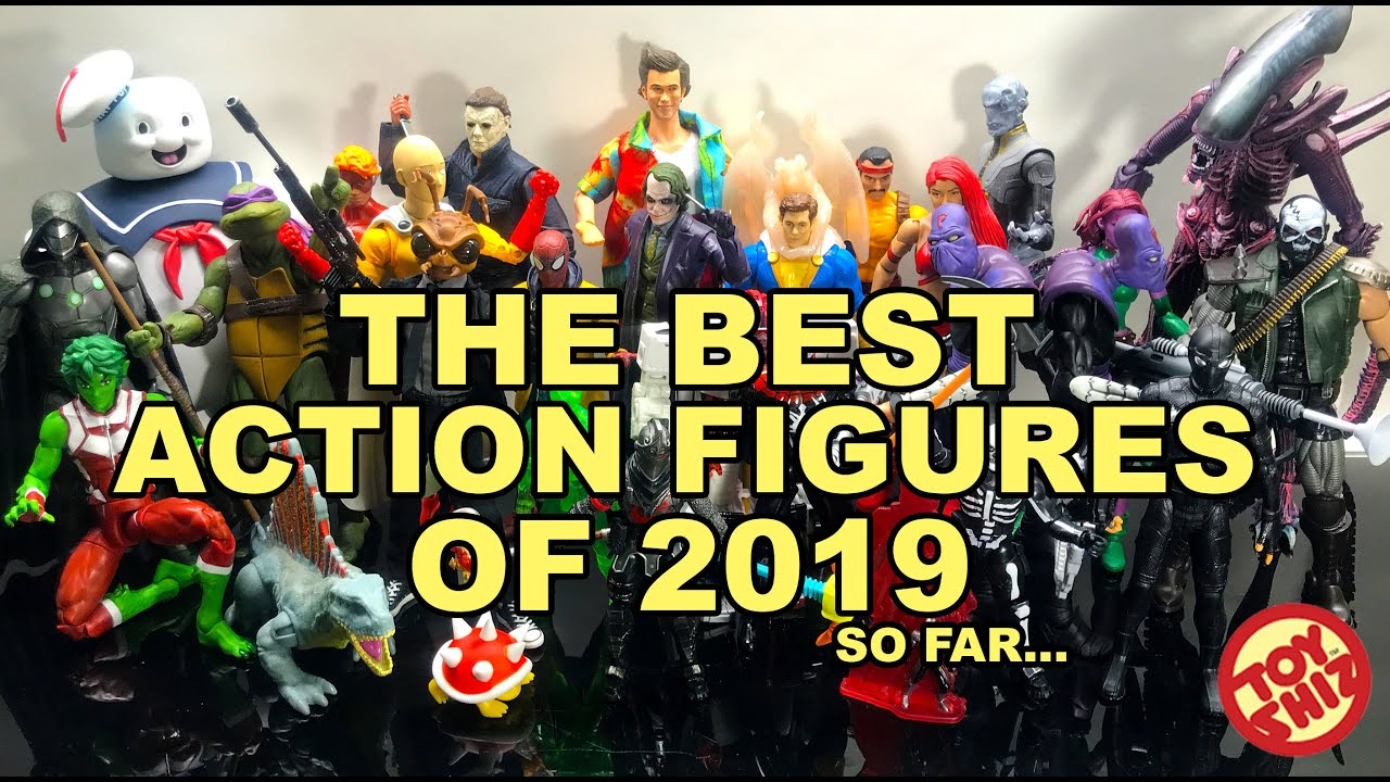 GIVEAWAY + THE BEST ACTION FIGURES of 2019   SO FAR!
