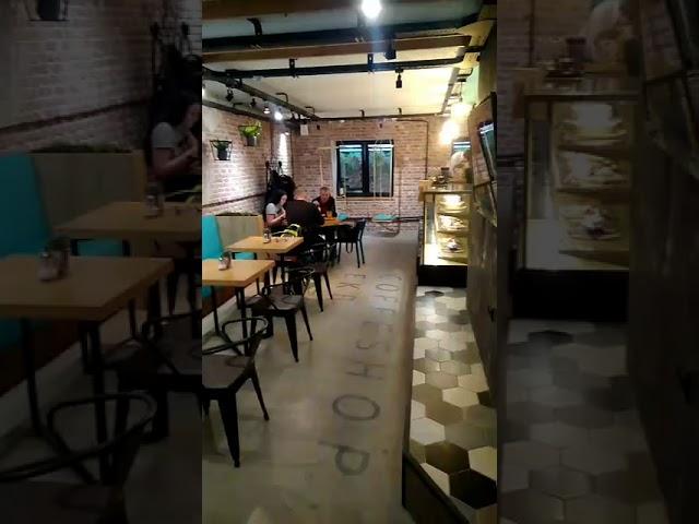Нетворкинг: место встречи кафе SVOY