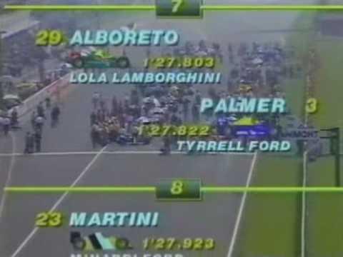 1989 Italy GP - P1/10