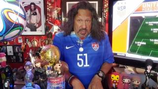 Bobby on results from Gold Cup final and upcoming USA LADIES MATCH. 7/30/17