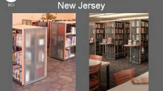 Modern Library Furniture & Design (BCI Presentation For PLA)