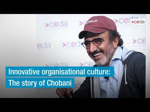 Innovative organisational culture: The story of Chobani