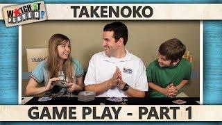 Takenoko - Game Play 1
