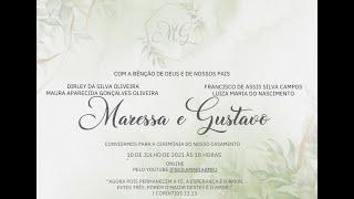 CASAMENTO DE MARESSA & GUSTAVO