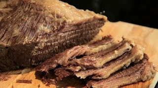 Brined Corned Beef Recipe
